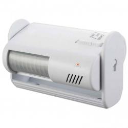 Detector de movimiento con alarma y timbre xindar