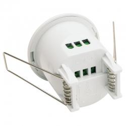 Detector de movimiento mini techo empotrar 360 grados