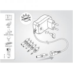 Alimentador regulable 3-12 v de 600 ma al0870e engel axil271071