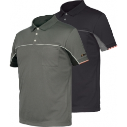 Polo extreme gris antracita tm