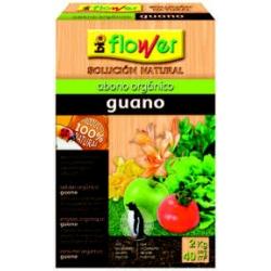 Abono organico guano flower 2 kg