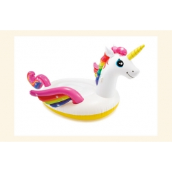 Colchoneta hinchable unicornio big