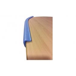 Cantoneras/perfil espuma poliespan surtidos 20 piezas surtidas azul