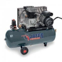Compresor portatil uniair fp50 2m 2 caballos 50 litros