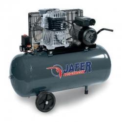 Compresor portatil uniair fp100 2m 2 caballos 100 litros