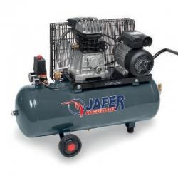 Compresor portatil uniair fp50 3m 3 caballos 50 litros