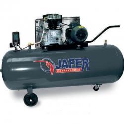 Compresor portatil uniair fp200 3m 3 caballos 200 litros