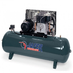 Compresor estacionario uniair fp500 10t 10 caballos 500 litros