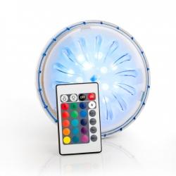 Proyector led color gre pled1c para piscina elevada de acero280434