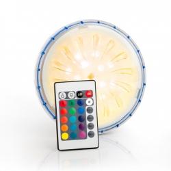 Proyector led color gre pled1c para piscina elevada de acero280435