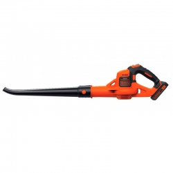 Soplador bateria black and decker power command 18v