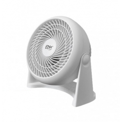 Ventilador edm box fan mini 20 cm 50w