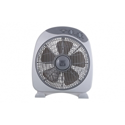 Ventilador box plus box fan 30 cm 40w