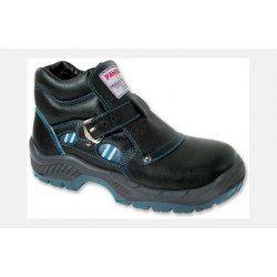 Bota seguridad panter fragua plus s3 negro talla 41