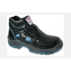 Bota seguridad panter fragua plus s3 negro talla 46