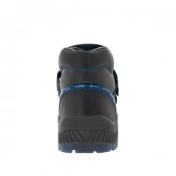 Bota seguridad panter fragua velcro plus s3 negro talla 41281466