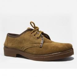 Zapato segarra serraje liso verano 5601 natural talla 40