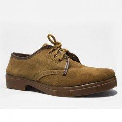 Zapato segarra serraje liso verano 5601 natural talla 46