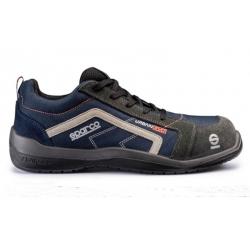 Zapato seguridad sparco u6 urban evo s1p src azul gris talla 44