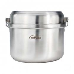 Bateria cocina transportable kamp inoxibar282068