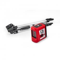 Nivel laser autonivelante kapro con tripode de 1,3 metros282446