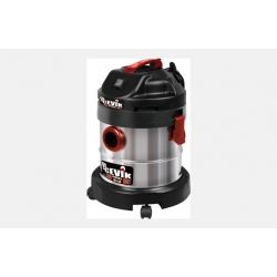 Aspirador solidos liquidos inox cevik pro20x 1200w 20 litros