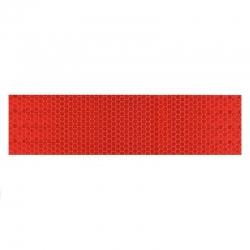 Cinta señalizacion reflectante target 50 mm 33 metros roja