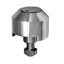 Cierre lyf d-1 para puertas metalicas enrollables llave tubular