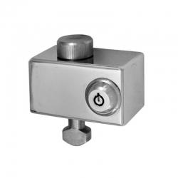Cierre lyf pd-g para puertas metalicas enrollables llave puntos