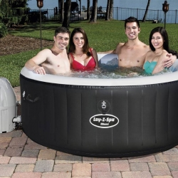 Spa hinchable bestway miami airjet 54123 180x66 cm