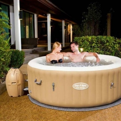 Spa hinchable bestway palm springs airjet 54129 196x61 cm