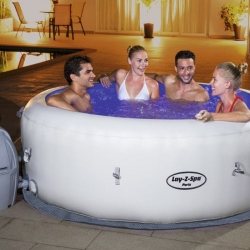 Spa hinchable bestway paris airjet 54148 196x66 cm