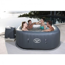 Spa hinchable bestway hawaii hydrojet 54138 180x180x71 cm