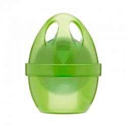Ambientador ecologico zilofresh huevo nevera verde