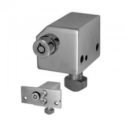 Cierre lyf t-300 int para puertas metalicas enrollables llave tubular