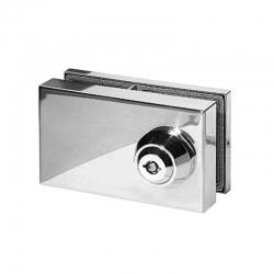 Cierre lyf pl-303 para puertas de cristal llave puntos