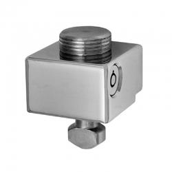 Cierre lyf d-2 para puertas metalicas enrollables llave tubular