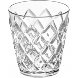 Vaso crystal 200 ml transparente
