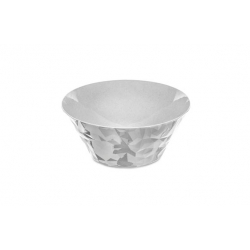Ensaladera koziol club bowl 3,5 l gris organic