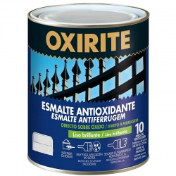 Oxirite liso brillante 10 xylazel rojo carruajes 750 ml