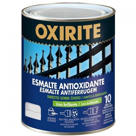Oxirite liso brillante 10 xylazel rojo carruajes 750 ml