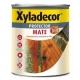 Protector madera extra 3 en 1 xyladecor castaÑo mate 750 ml