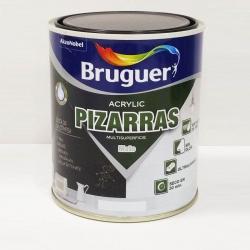 Esmalte acrylic pizarras bruguer azul 750 ml