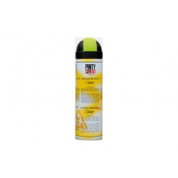 Marcador fluorescente spray pyntiplus amarillo 650 ml