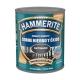 Esmalte directo hierro y oxido hammerite verde oscuro satinado 250 ml