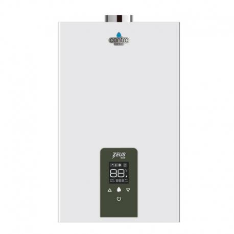 Calentador estanco centro confort zeus nox gas natural 12 litros