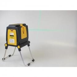 Nivel laser verde ironside prolaser vector tres lineas285179