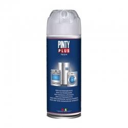 Pintura spray pintyplus electrodomesticos blanco 520 cc