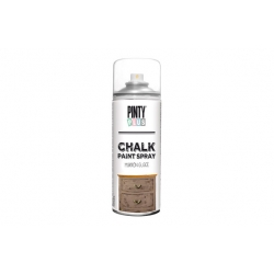 Pintura spray pintyplus chalk marron glace 520 cc