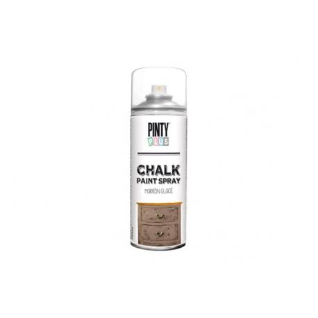 Pintura spray pintyplus chalk marron glace 520 cc